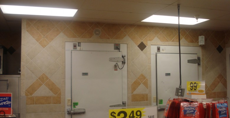 Smith's Ceramic Tiling Project