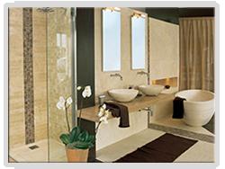 Residential Bathroom Tile Installation