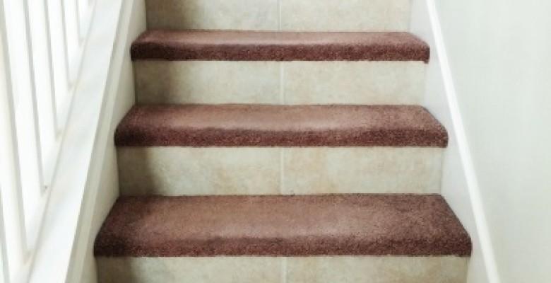 Tile stairs in Las Vegas
