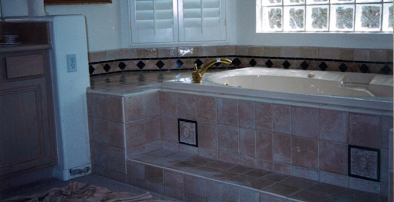Residential Bathroom Projects