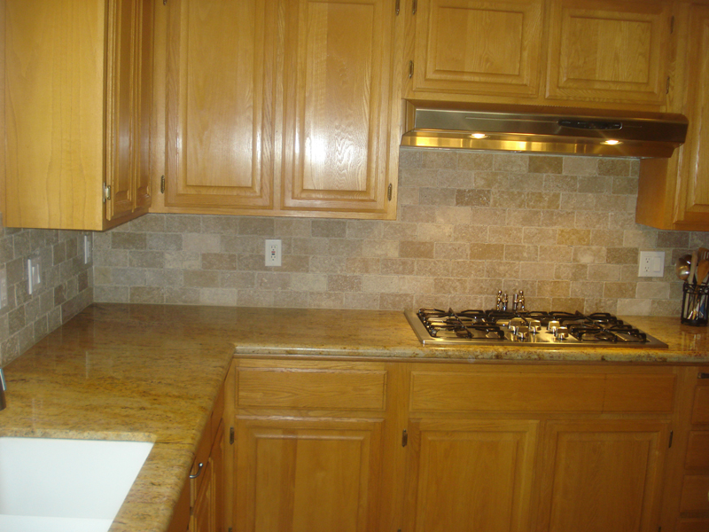 backsplash in a kitchen in las vegas